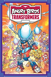Angry Birds / Transformers: Age of Eggstinction