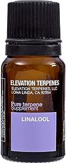 Elevation Terpenes 100% Linalool Food Grade Terpene 10ML (Produced in The USA)