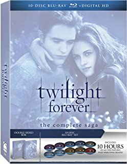 Twilight Forever: The Complete Saga Boxed Set