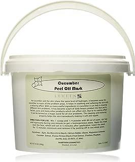 Leveen Cucumber Peel Off Mask 1000g / 35.27 oz