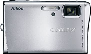 Nikon Coolpix S50c 7.2 MP Digital Camera with 3x Optical Vibration Reduction Zoom and Wifi Capable