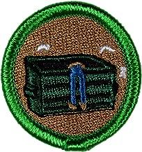Dumpster Diving Novelty Merit Badge - 1.5
