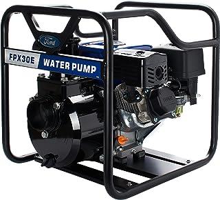 مضخة مياه بنزين/بنزين من فورد تولز 208cc - مضخة فتيلة ذاتية الطرد ، لون ازرق، موديل FPX30E، مقاس 3 انش