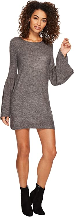 kensie - Warm Touch Sweater Dress KSDK8191