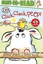 Click, Clack, Peep!/Ready-to-Read (A Click Clack Book)