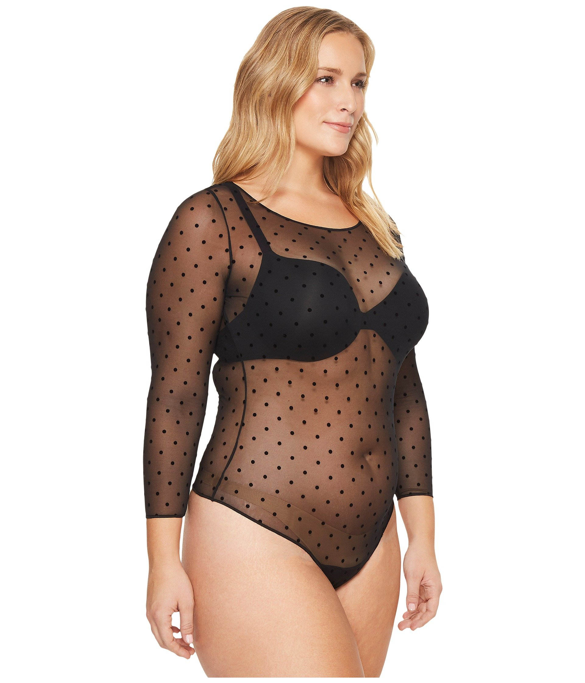 Free shipping and returns on Only Hearts Long Sleeve Tulle Bodysuit (Plus Size) at downloadsolutionspa5tr.gq Perfect for layering or simply on its own, this sheer tulle bodysuit has long sleeves and a comfortable full-coverage back.3/5(2).