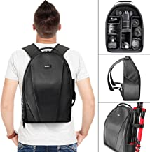 Camera Backpack Bag for DSLR Camera, Lens and Accessories