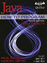 Java How To Program (Early Objects) (10th Edition)