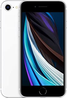 Apple iPhone SE - 128GB, 4G LTE - White