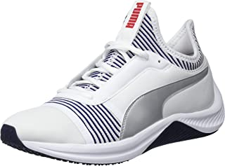 PUMA Women's Amp Xt WN's Wht-Peacoat Shoes