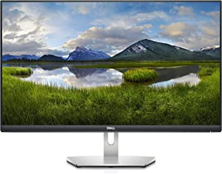 Dell S2721Q 27 Inch 4K UHD, IPS Ultra-Thin Bezel Monitor, AMD FreeSync, HDMI, DisplayPort, VESA Certified, Silver
