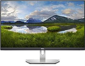 Dell S2721D 27 Inch 1440p QHD, IPS Ultra-Thin Bezel Monitor, AMD FreeSync, HDMI, DisplayPort, Built in Speakers, VESA Cert...