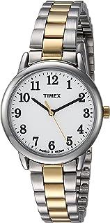 Timex Women's Easy Reader Stainless Steel Bracelet Watch