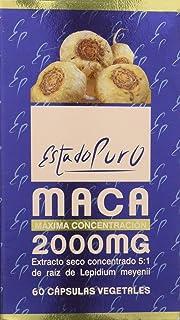 ESTADO PURO MACA 2000 mg 60 Capsulas