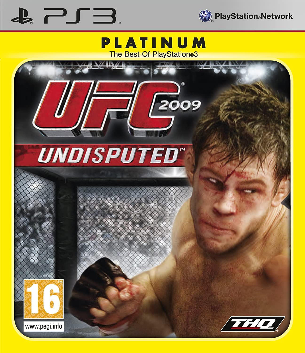 UFC 2009: Undisputed Ranking TOP17 platinum PS3 IMPORT NEW before selling ☆ UK