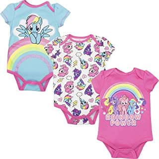 my little pony baby clothing