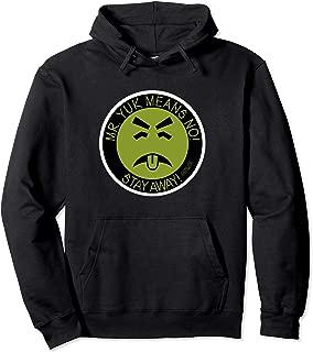 mr. yuk (hoodie)