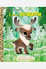 I'm a Reindeer (Little Golden Book) Kindle Edition