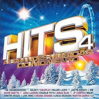 Hits 4 As Grandes Musicas Do Momento [CD] 2016