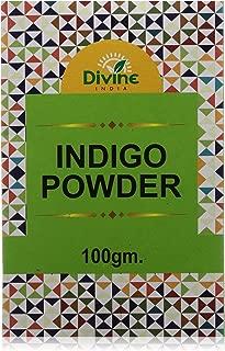 Divine India Indigo Powder, 100g
