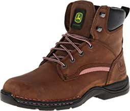 "6"" Lightweight Lace-Up Steel Toe"