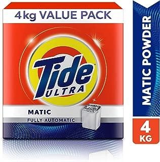 Tide Ultra Matic Detergent Washing Powder 4 Kg
