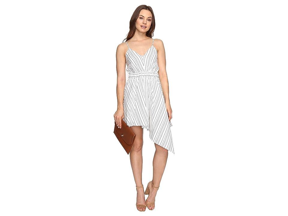 StyleStalker Keira Mini Dress (Grey Linear) Women