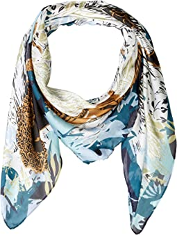 f36234a4c9dcfb Women's Blue Scarves + FREE SHIPPING | Accessories | Zappos.com