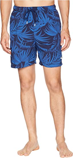 Naples Midnight Flora Swim Trunk