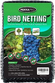 Best heavy duty anti bird netting Reviews