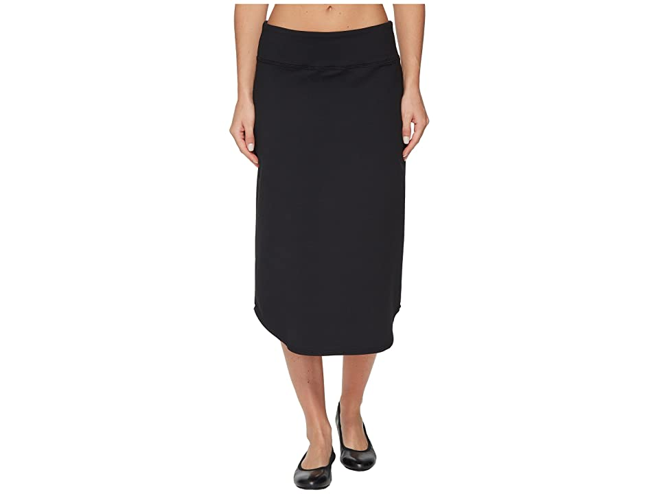 Stonewear Designs Cirrus Skirt (Black) Women