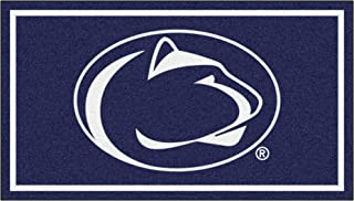 FANMATS NCAA Penn State Nittany Lions 3 Ft. x 5 Ft. Area RUG3 Ft. x 5 Ft. Area Rug, Blue, 3' x 5' (19753)
