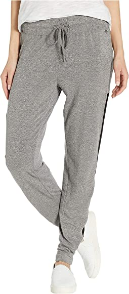 Studio Marled Joggers with Sheer Elastic Stripe