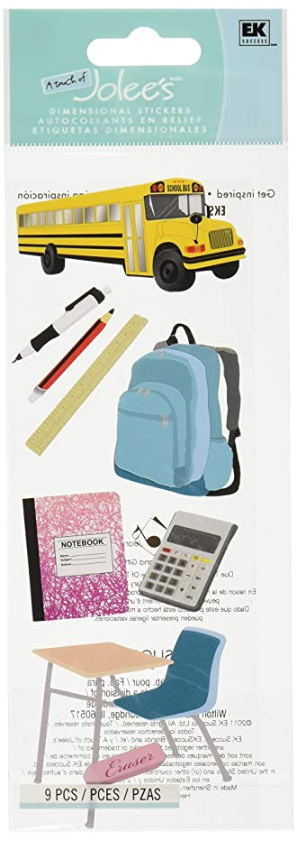 Jolee's Boutique Dimensional Stickers, Back to School