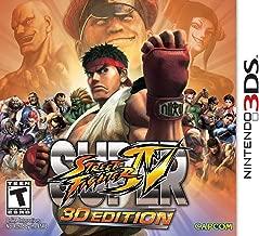 Super Street Fighter IV: 3D Edition - Nintendo 3DS (Renewed)