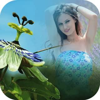 Flower Photo Frames Editor