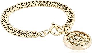 TOMMY HILFIGER WOMEN'S STAINLESS STEEL & BRASS & IONIC PLATED GOLD STEEL BRACELETS -2780353