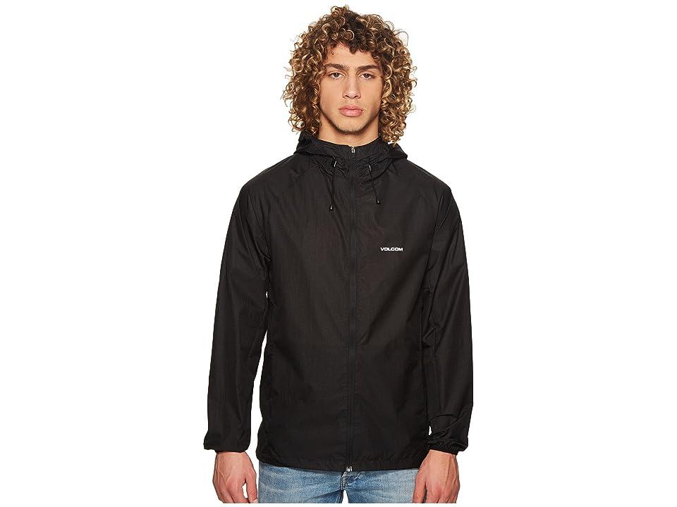 Volcom Stone Lite Jacket (Black) Men