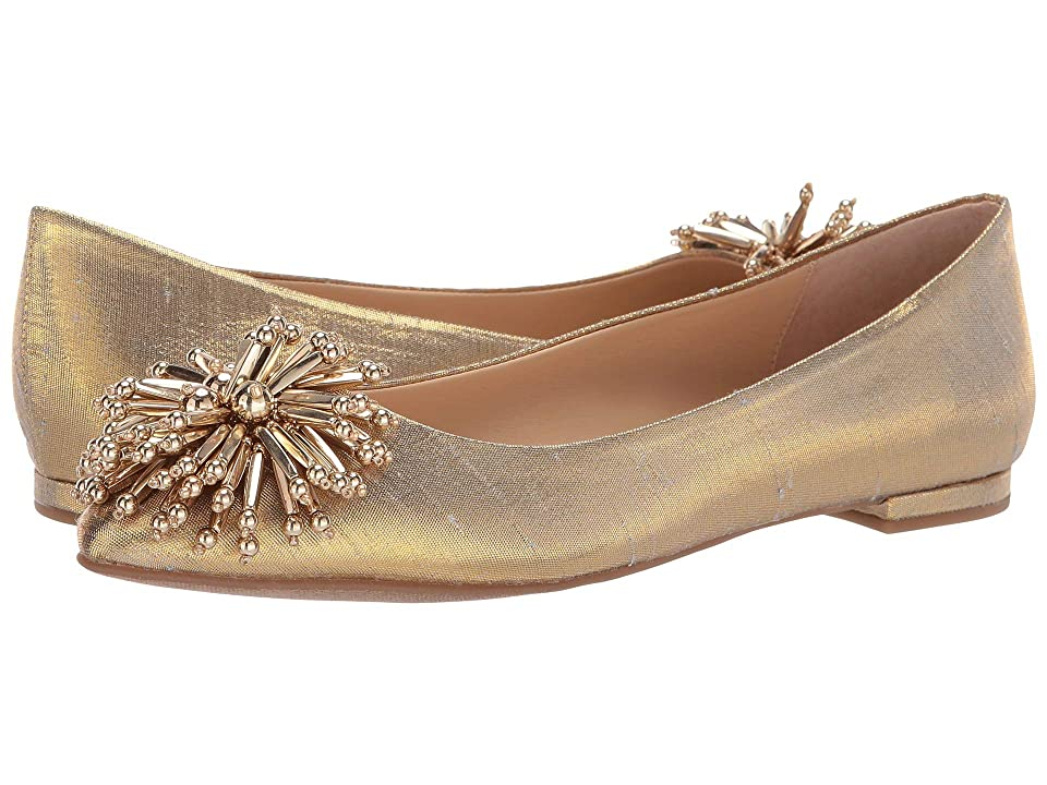 Katy Perry The Rayann (Gold Shiny Woven) Women