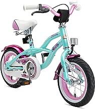 BIKESTAR Bicicleta Infantil para niños y niñas a Partir de 3 años   Bici 12 Pulgadas con Frenos   12