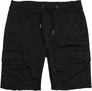 Hollister Men's Advanced Stretch Twill Jogger Shorts 9 in. HOM-9