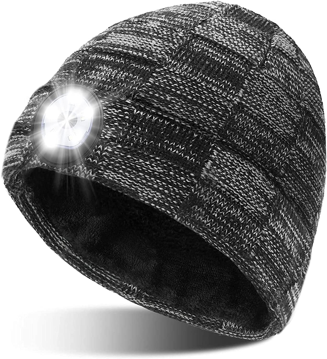 Men Gifts Beanie Hat with for Rare Max 54% OFF - Stuffer Light Stocking