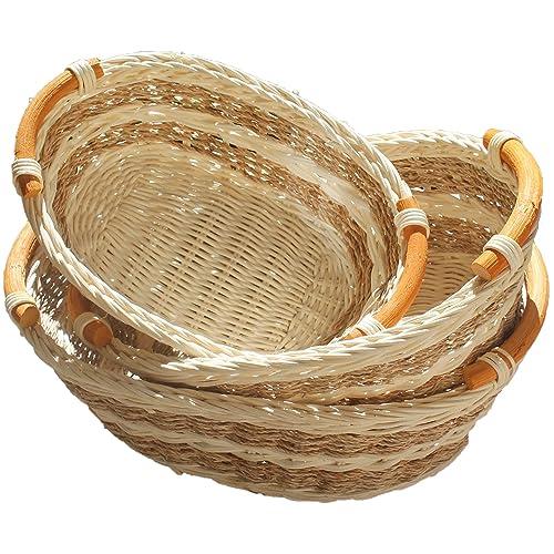 Cheap Wicker Baskets Amazoncom