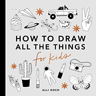 Best All the Things: How to Draw Books for Kids Review