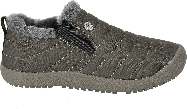 MaxMuxun Damen Winterschuhe Warm Gef/ütterte Boots Stiefelette Outdoor Schneestiefel Winter Schuhe