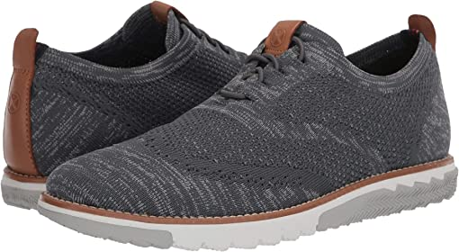 Dark Grey Multi Knit