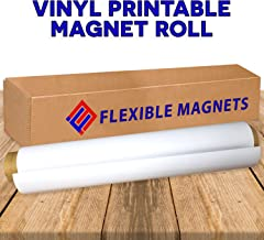 "Flexible Magnets 24""x3 feet .30mil Super Strong Flexible Material"