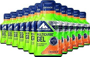 Multipower Multicarbo Gel 40 g Orange