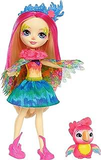Enchantimals Peeki Parrot Doll