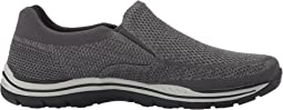 Gray Knitted Mesh